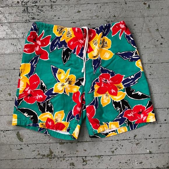0bbf8d491c Jams World Shorts | 80s Surf Line Hawaii Original Jams Board | Poshmark